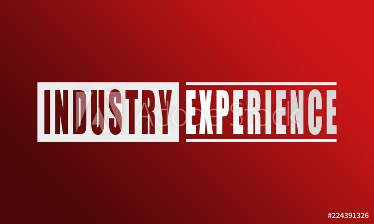 industry experience